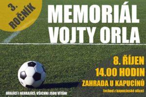 3. ročník Memoriálu Vojty Orla