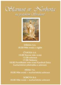 Slavnost sv. Norberta