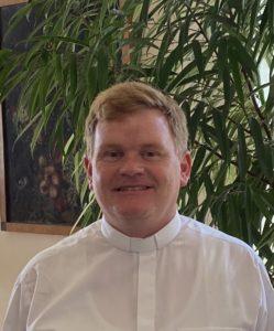 Zdravice P. Mikuláše, nového duchovního správce