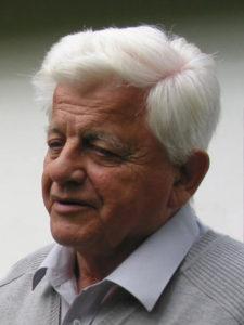 Ocenění strahovského farníka in memoriam – pan Jaroslav Orel (1930-2008)