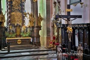 Bazilika Nanebevzetí Panny Marie Strahov
